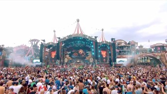 Tomorrowland A Maior Festa De Música Eletrônica Que Você Já Viu!