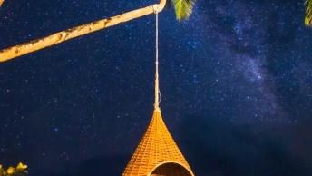 Vídeo Com Imagens Impressionantes De Relâmpagos A Noite, Vale A Pena Conferir!