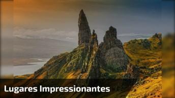Vídeo Com Lugares Impressionantes Do Mundo, Vale A Pena Conferir Cada Segundo!