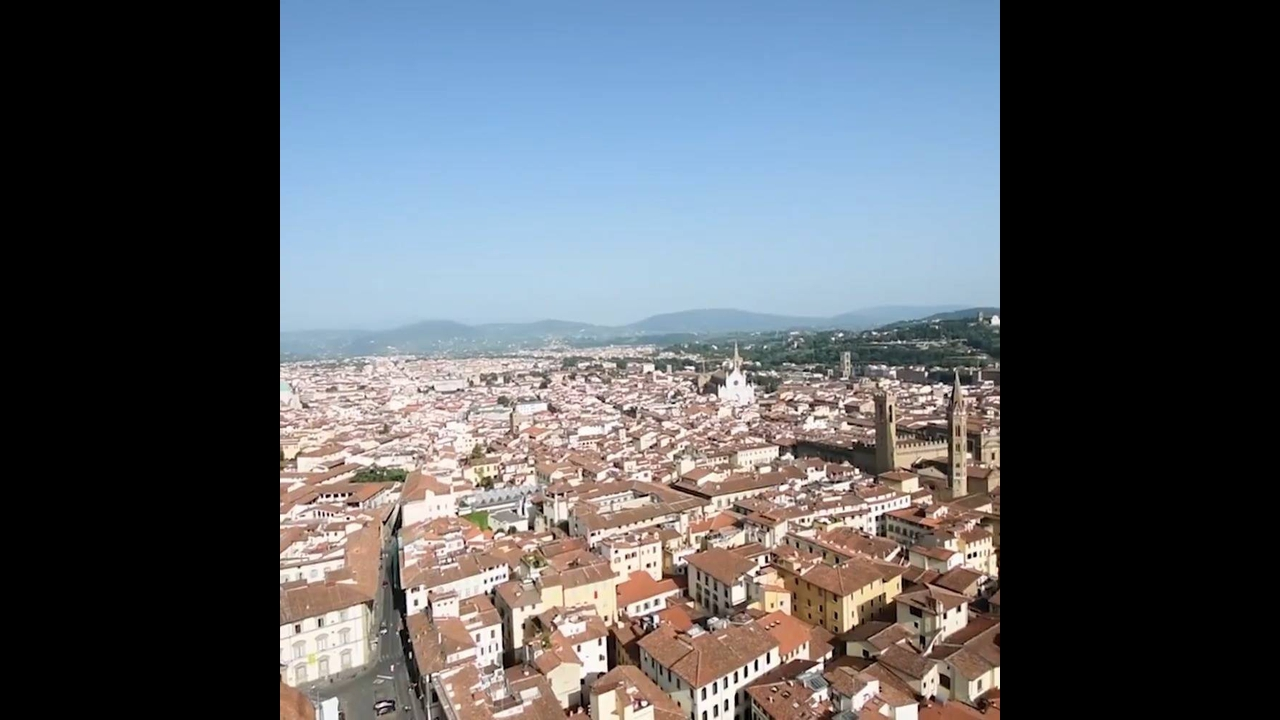 Vídeo mostrando a impressionante Itália, é encantador cada esquina deste lugar!