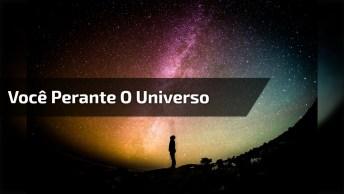 Vídeo Muito Interessante Mostrando O Tamanho Seu Perante O Universo!
