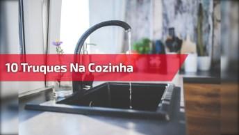 10 Truques Para Facilitar A Sua Vida Na Cozinha, A 8º Dica É Bem Legal!