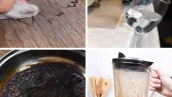 4 Dicas Para Facilitar Seu Dia A Dia Na Limpeza Diária, Muito Interessante!