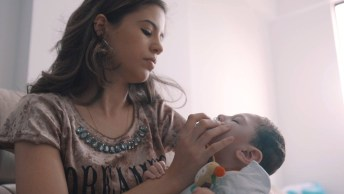 Amor De Mãe É Incondicional, Uma História De Superação, Dedicação E Amor!