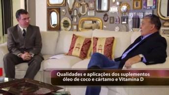 Cardiologista E Nutrólogo Dr. Lair Ribeiro Falando Sobre Vitamina D!