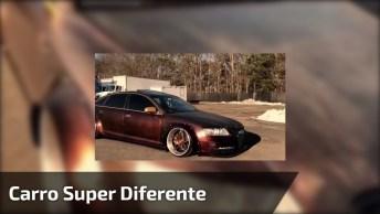 Carro Super Diferente E Antigo, Vai Querer Dar Uma Volta Nele?