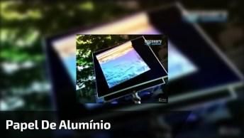 Como É Feito O Papel De Alumínio, Veja O Passo A Passo Neste Vídeo Interessante!