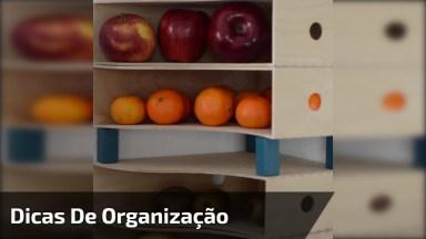 Dicas De Organização Em Sua Casa, Super Úteis Para Sua Vida!