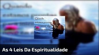 Esse Vídeo É Muito Interessante! Veja Só As 4 Leis Da Espiritualidade Na Índia!