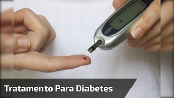 Estudante Descobriu Um Tratamento Para Diabetes, Vale A Pena Conferir!