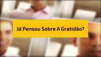 Gratidão Segundo Frederico Porto, Vale Muito A Pena Ouvir Com Atenção!