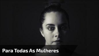 Homenagem Para Todas As Mulheres Do Facebook, O Choro De Uma Mulher!