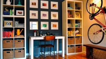 Ideias Muito Interessantes Para Organizar Sua Casa, Olha Só Que Legal!
