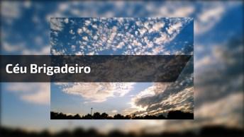 Imagens Interessantes De Um Céu Brigadeiro - Muito Interessante!