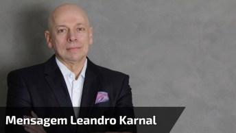 Leandro Karnal Fala Sobre A Diferença De Sorte E Esforço!