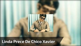Linda Prece De Chico Xavier Na Tv Tupi Em 1976, Vale A Pena Conferir!