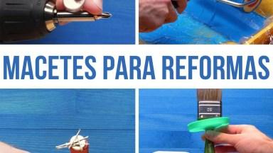 Macetes Para Te Ajudar Na Reforma, Umas Ideias Bem Interessantes!