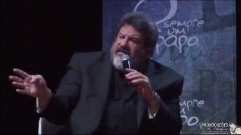 Mario Sergio Cortella Falando Sobre A Casa Que Esta Em Ordem É Uma Casa Triste!