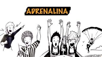 O Poder Da Adrenalina No Seu Corpo, Um Vídeo Interessante E Fácil De Entender!