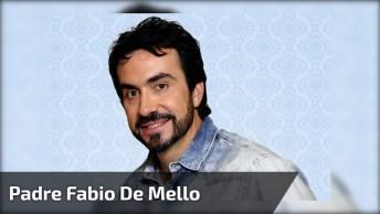Padre Fabio De Mello Passa Mensagem Interessante Sobre A Felicidade!