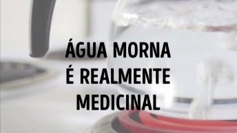 Poderes Da Água Morna Para Saúde, Compartilhe Em Seu Facebook!