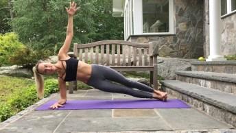Posições De Yoga Para Fortalecer O Abdômen, Vale A Pena Conferir!!!