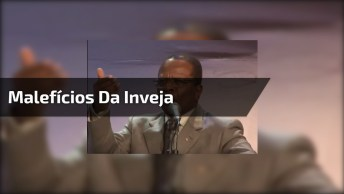 Raul Teixeira Falando Sobre Os Malefícios Da Inveja, Vale A Pena Conferir!
