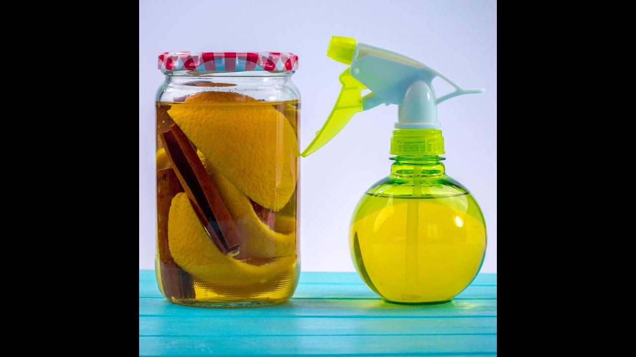 Receita de detergente natural sem produtos químicos