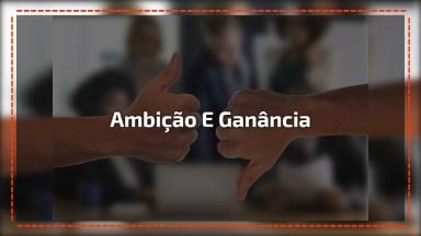 Sabias Palavras De Mario Sergio Cortella, A Diferença Entre Ambição E Ganância!