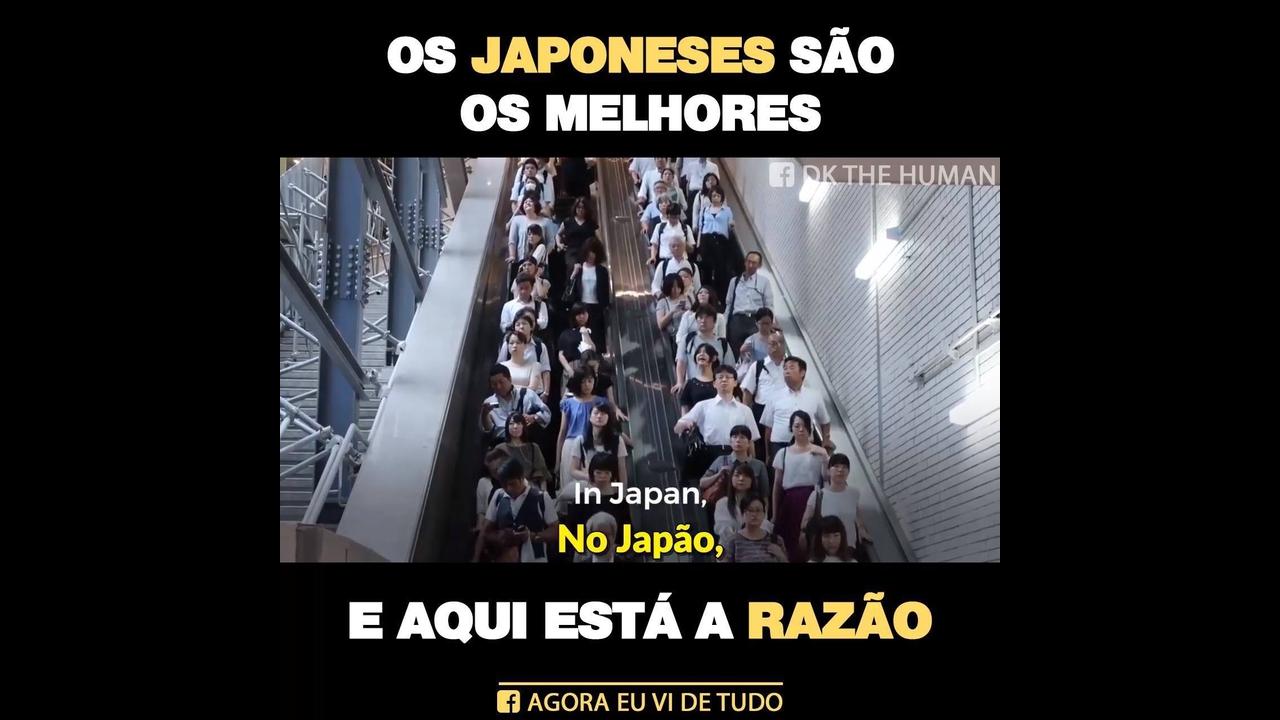 Saiba o motivo do Japão ser um país exemplo para qualquer outro