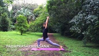 Série De Yoga Para Iniciantes Para Gerar Energia, Vale A Pena Conferir!