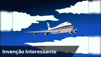 Uma Invenção Que Poderia Salvar Vidas Em Um Avião Em Queda!