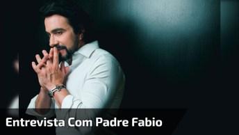 Veja Que Legal Marília Gabriela Entrevistando Padre Fabio De Mello!