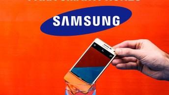Vídeo Com Dicas Para Você Usar Em Seu Smartphone Samsung, Vale A Pena Conferir!