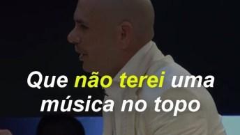 Vídeo Com Mensagem Muito Interessante Do Cantor Pitbull, Vale A Pena Conferir!