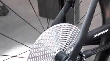 Vídeo Mostrando Bicicleta Sem Correia, Olha Só Que Interessante!