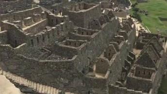 Vídeo Mostrando Um Pedacinho De Machu Pichu, Uma Cidade Inca Do Seculo Xv!
