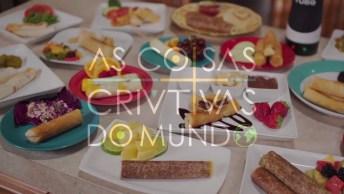 Vídeo Mostrando Utensilio Interessante Para Fazer Omelete!