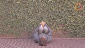 Yoga Na Parede, Cuide Das Suas Pernas Com Este Vídeo, Confira!