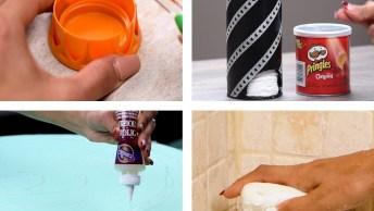 6 Ideias Para Fazer Com Embalagens Plásticas Vazias, Confira!