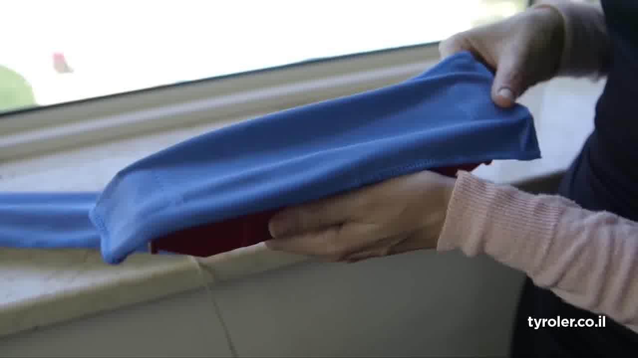 Acessório para limpar a janela