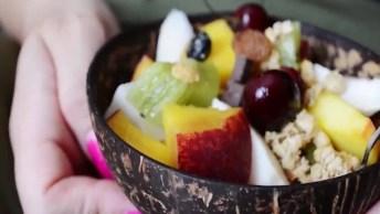 Aprenda A Reaproveitar A Casca Do Coco De Um Jeito Bem Simples!