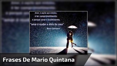 As Mais Belas Frases De Mario Quintana, Para Compartilhar No Facebook!