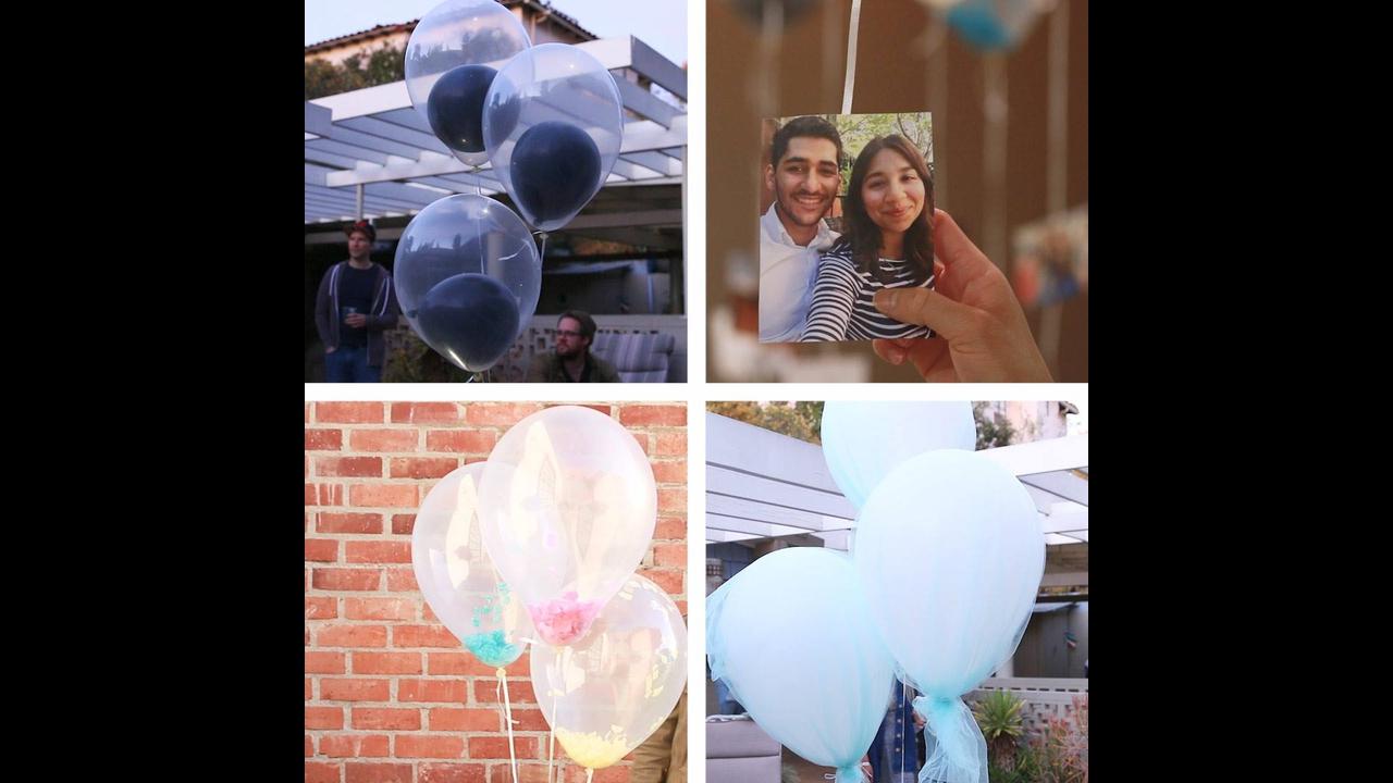 Balões de Festas
