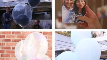Balões De Festas - Confira Ideias Legais Para Encher Balões De Festa!