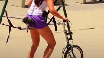 Bicicleta Sem Pedais, Será Que Isso Dá Certo? Confira E Compartilhe!