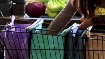 Bolsa Para Fazer Compras No Supermercado, Suas Compras Mais Organizadas!