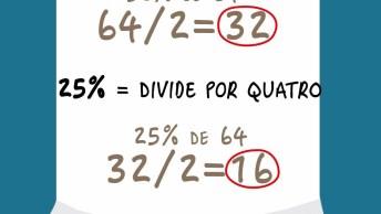 Calculando Porcentagem De Maneira Fácil E Simples, Confira!