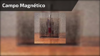 Campo Magnético, Já Imaginou Como Seria Se Pudéssemos Vê-Lo?