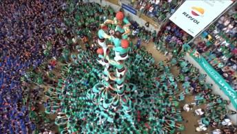 Castell - Uma Prática Cultural Da Catalunha Na Espanha, Confira!